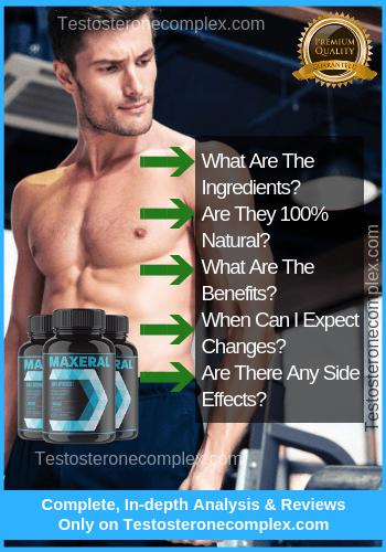 Maxeral Max Workout - Reviews - Testosteronecomplex.com