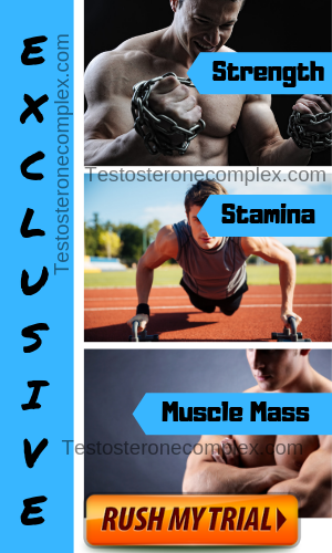 Testosterone Boosters - Best Seller Of The Week -TestosteroneComplex.Com